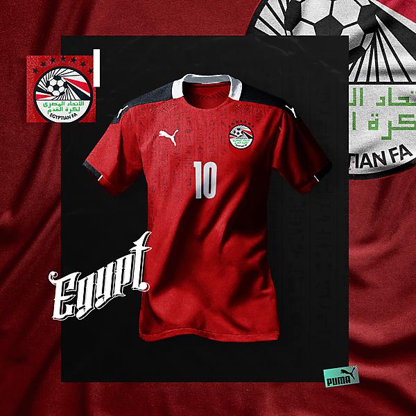 Egypt Football Kit