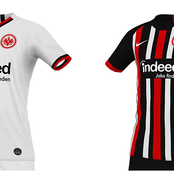 Eintracht Frankfurt 20 remake