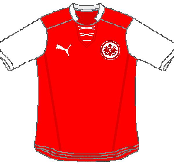 Eintracht Frankfurt Puma Home