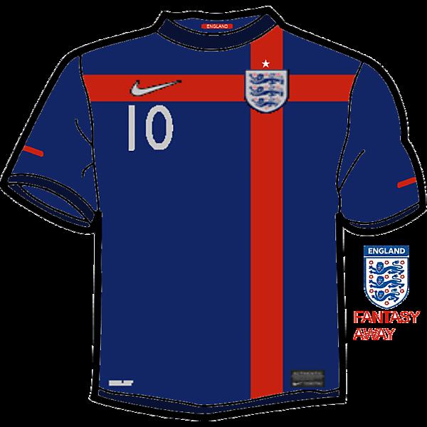 England Fantasy Away