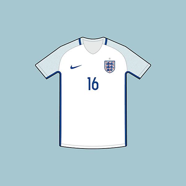 England - Home / Euro 2016