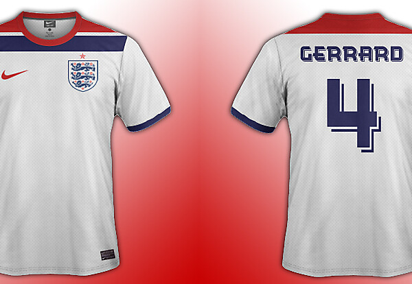 England 2015 kit