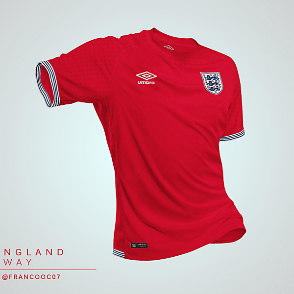 England Away - Umbro
