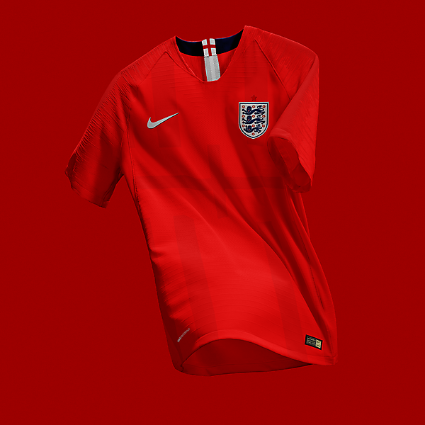England Away Concept Kit