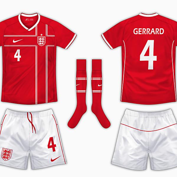 England Away Kit - Nike