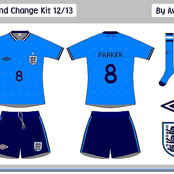 England First & Change Kits