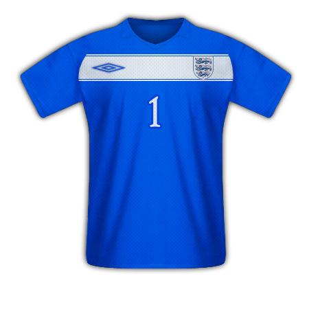 England Goalkeeper