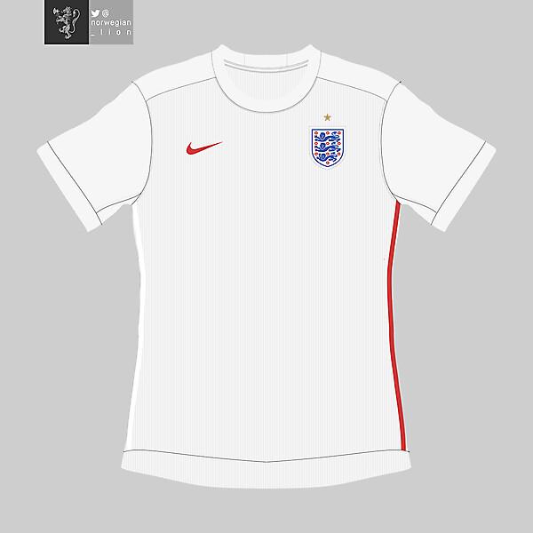 England home