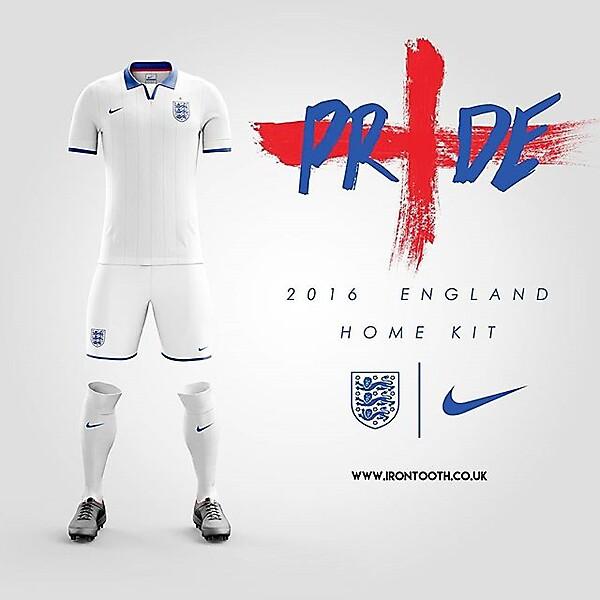 England Home Concept 2016