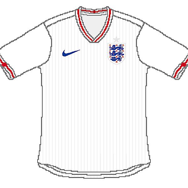 England Nike Home