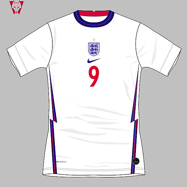 England Nike home 2020