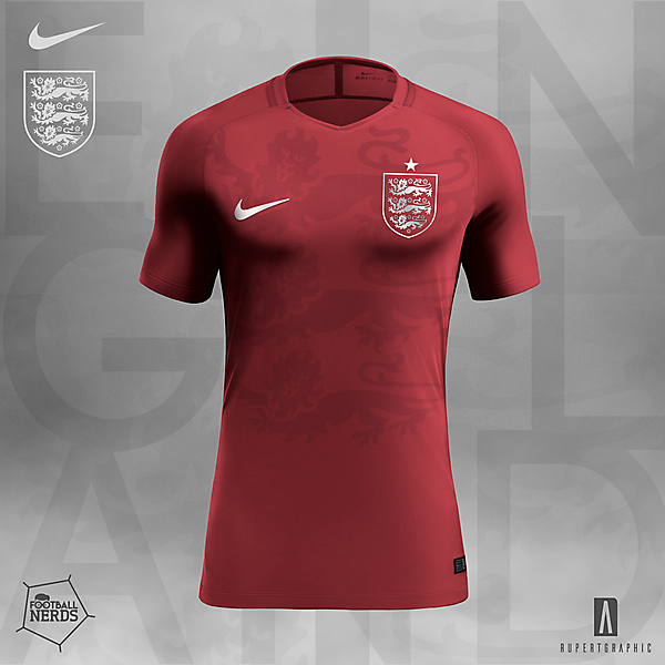 England Shirt 2018