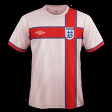 England Umbro Home Concept