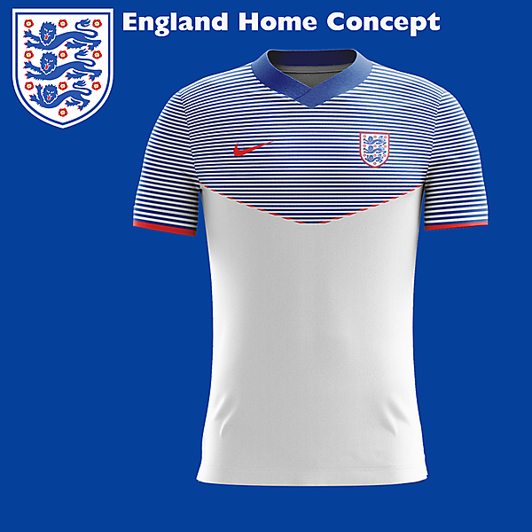 England x Nike