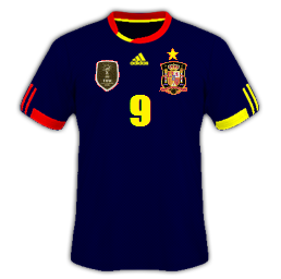 Spain Confederations Cup Adidas Away