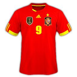 Spain Confederations Cup Adidas Home