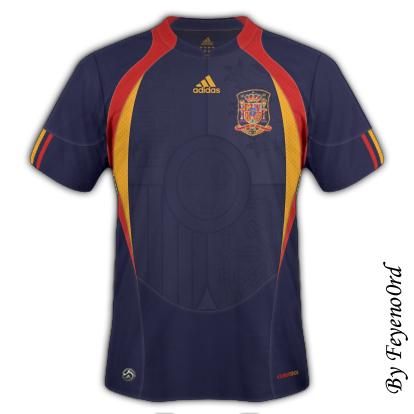Spain Away