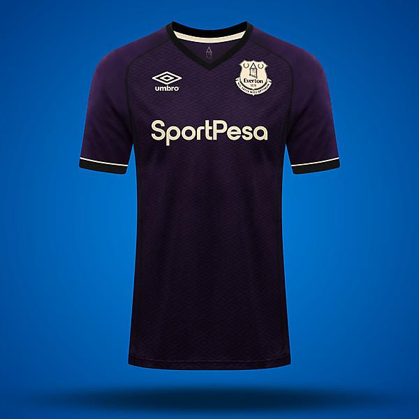Everton - Third Kit