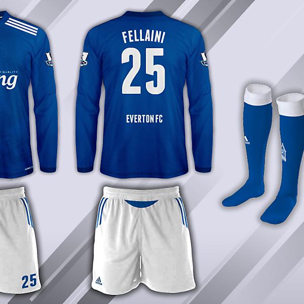 Everton FC - Adidas