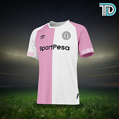 Everton Away Kit Concept