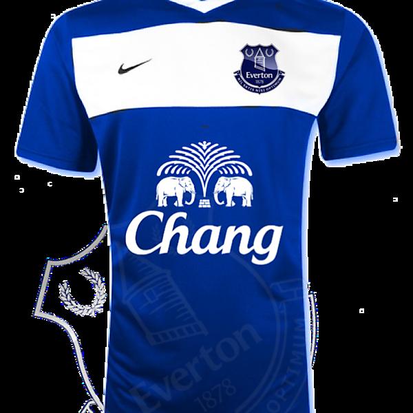 Everton Concept Kits