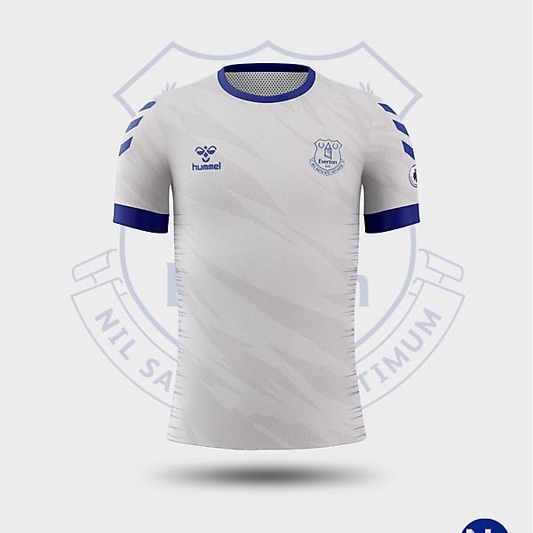 Everton FC - Away Kit 2020/21