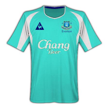 Everton Away