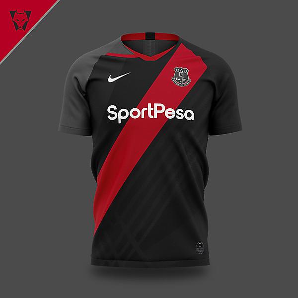 Everton x Nike third concept