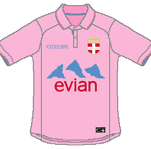 Évian Thonon Gaillard Home Shirt