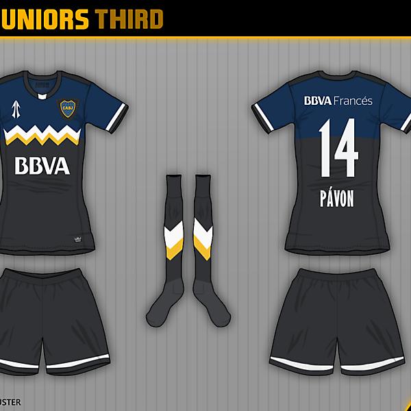 Fantasy - Boca Juniors - Third