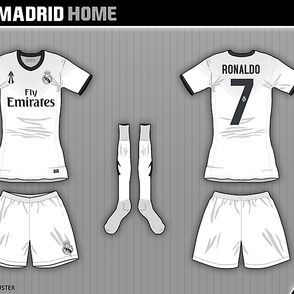 Fantasy - Real Madrid - Home