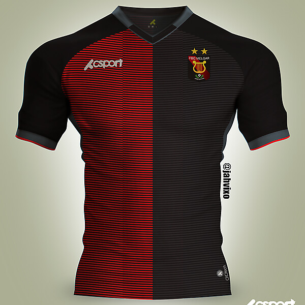FBC Melgar Home jersey
