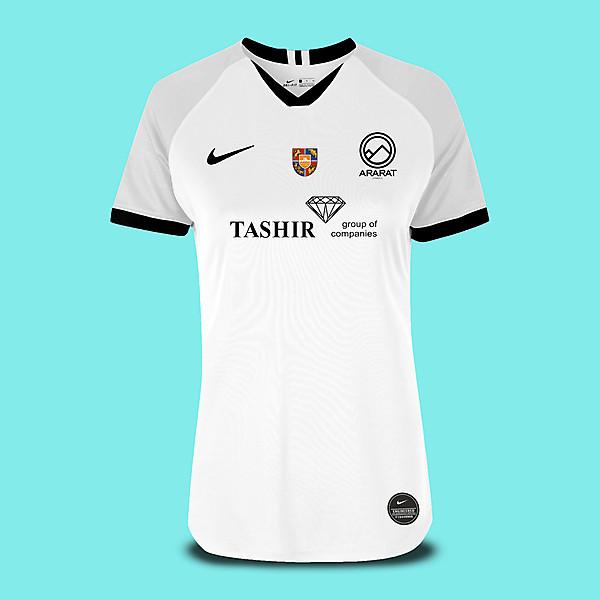 FC ARARAT-ARMENIA Home Kit x Nike -  Concept