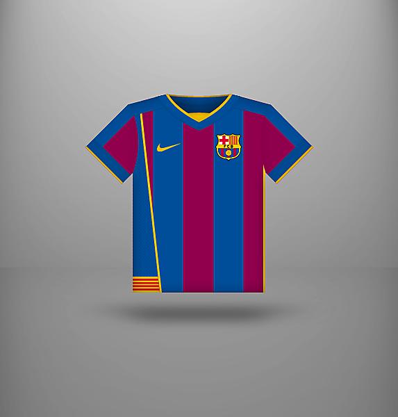 FC Barcelona - Home Kit