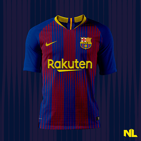 FC Barcelona - Home Kit 2020/21