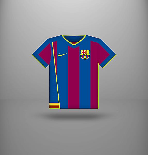 FC Barcelona - Home Kit 2