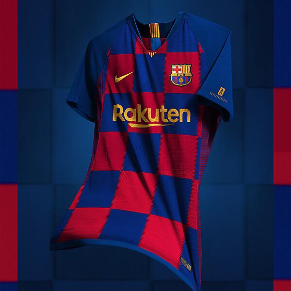 FC BARCELONA 19/20 leak
