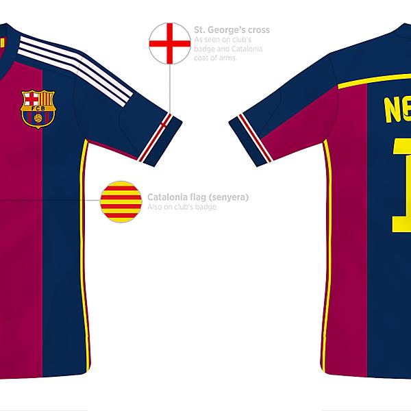 FC Barcelona || home || adidas