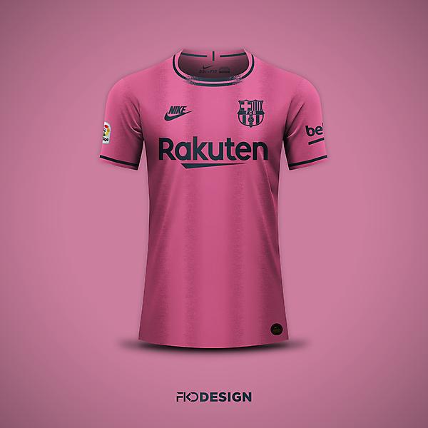 FC Barcelona | Nike | Third
