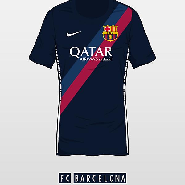 FC Barcelona Away