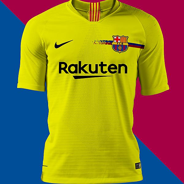 FC Barcelona Away Concept Kit