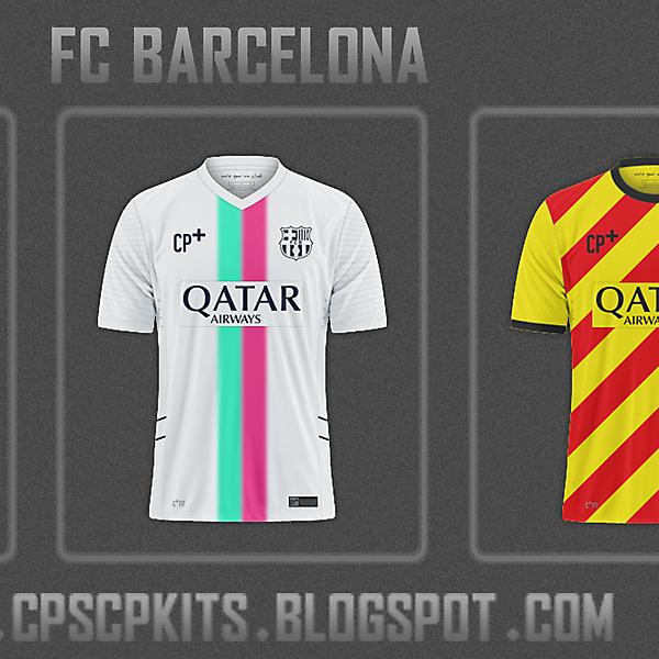 FC Barcelona CP+ Fantasy