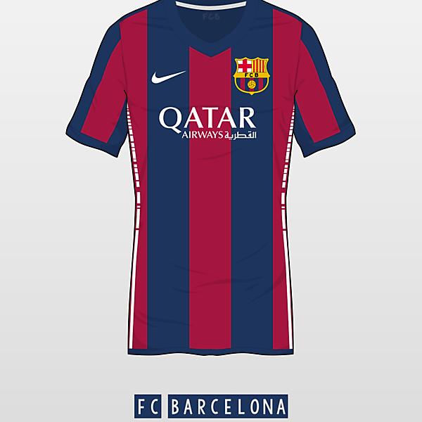 FC Barcelona Home
