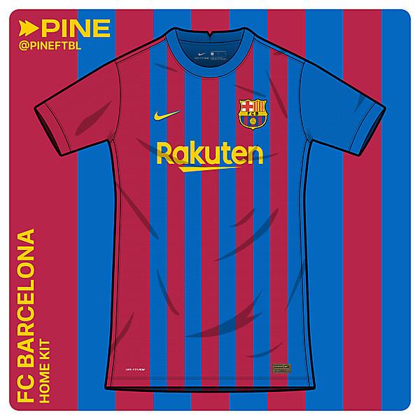 FC Barcelona Home | Nike