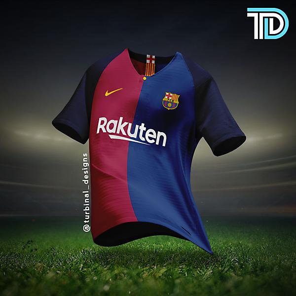FC Barcelona Home Concept Kit