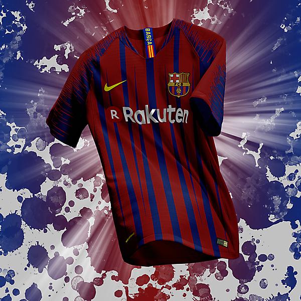 FC Barcelona home nike