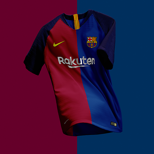 FC Barcelona Home Special Concept Kit
