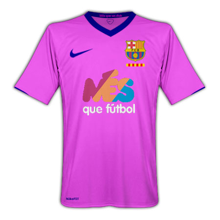 Barcelona Alternate