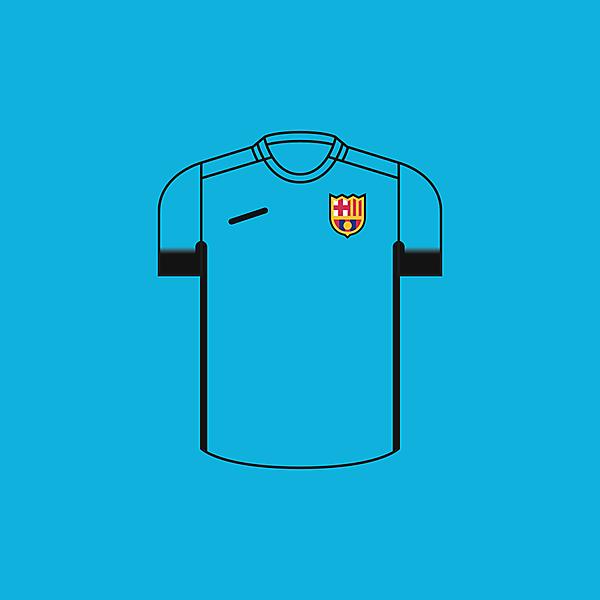 FC Barcelona Third × Minimalist