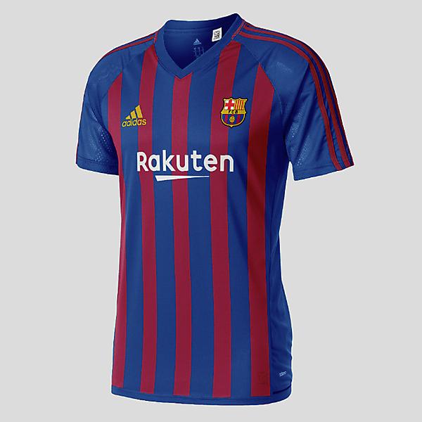 FC Barcelona x adidas